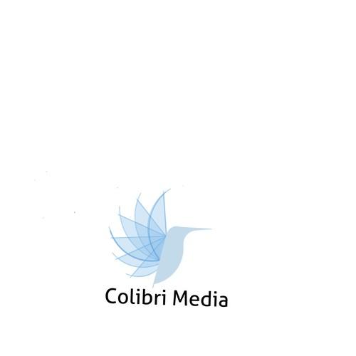 Concept de logo pour Colibri Média