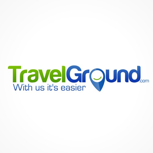 Create the next logo for TravelGround.com