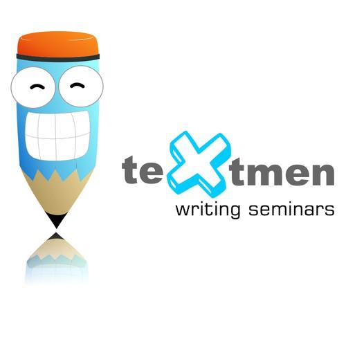 textmen writing