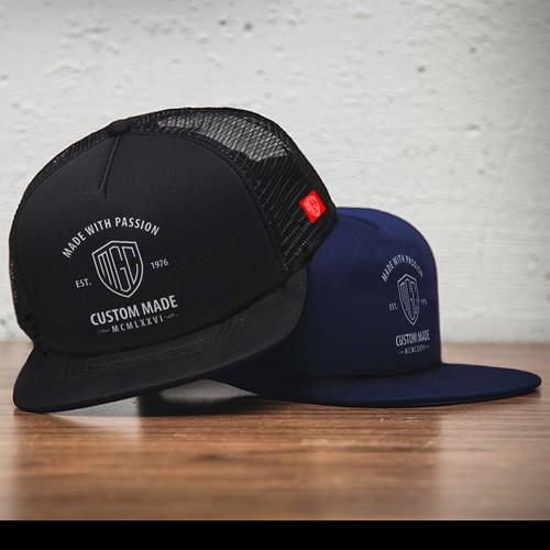 Trucker & Cap Design