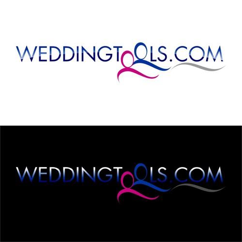 Logo for DIY wedding planning website