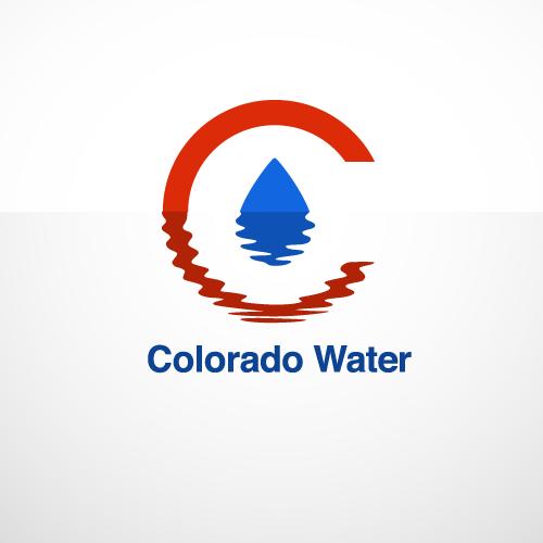 Logo design proposal for Colorado Water