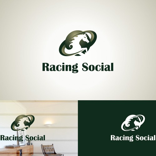 TALENTED DESIGNERS REQUIRED: for Racing Social logo