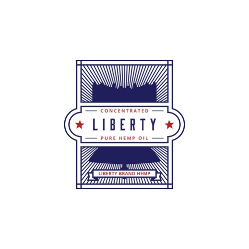 Liberty Logo Design