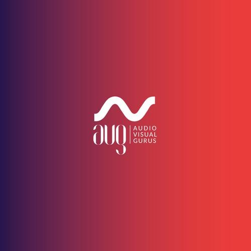 Logo for an audiovisual compagny