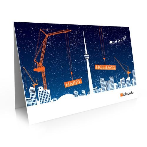 Card or Invitation for TalkCondo/Sotheby's International Realty Canada