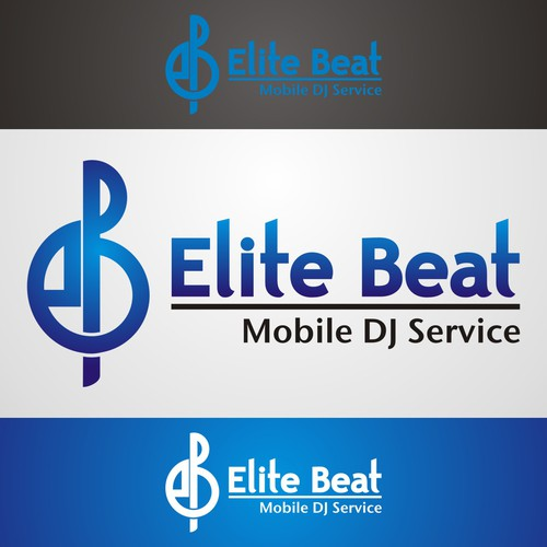 Elite Beat Mobile DJ Service needs a new logo