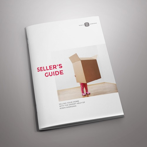 Real Estate Seller's Guide Booklet - Modern, Fun, Luxury, Northwest!