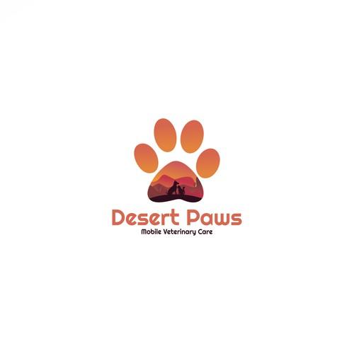 Desert Paws