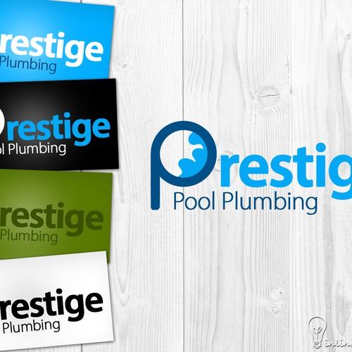 New logo wanted for Prestige Pool Plumbing