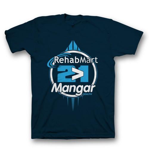 RehabMart t shirt