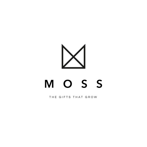 Geometric logo for MOSS