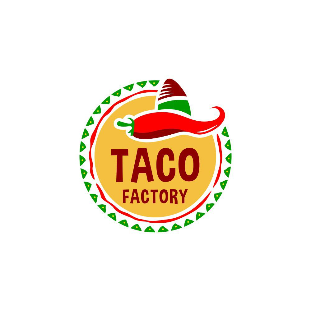 Fresh new logo for a small, locally owned fast food restaurant!