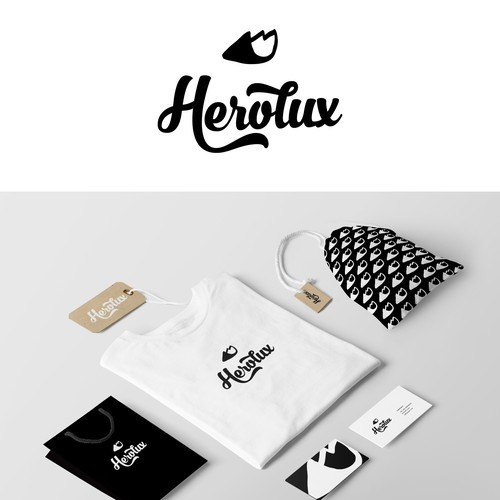 Logo design for fashion brand
