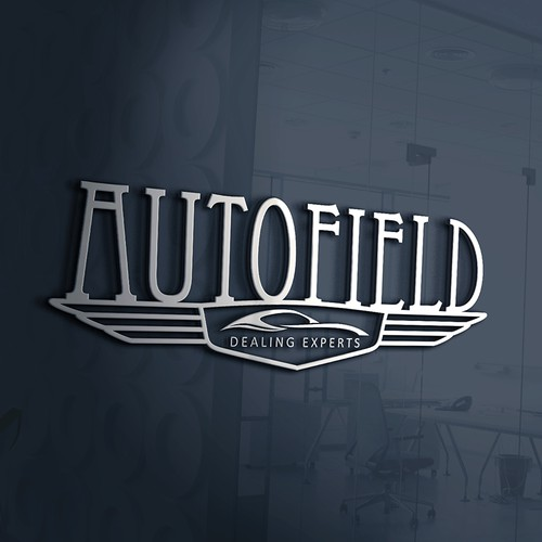logo concept for used car dealers