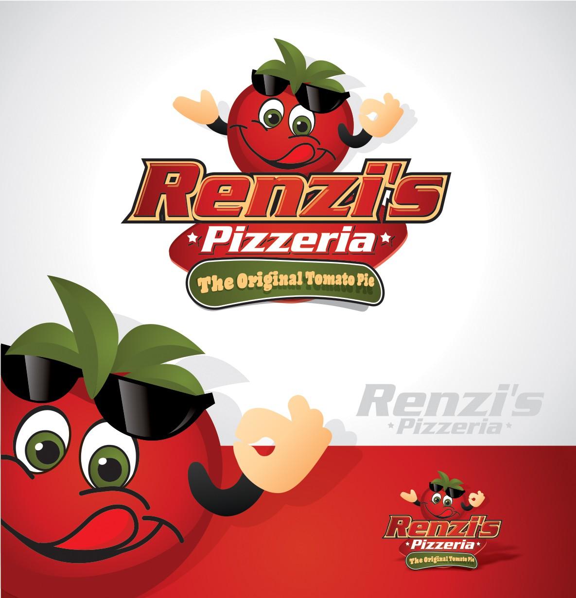 Create the next logo for Renzi's Pizzeria