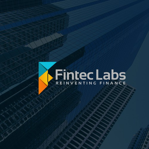 Catchy logo for 'Fintec Labs'