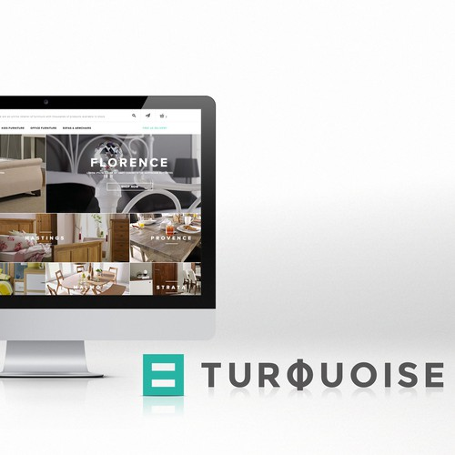 LOGO for turquoise.co.uk - Re-branding the colour!