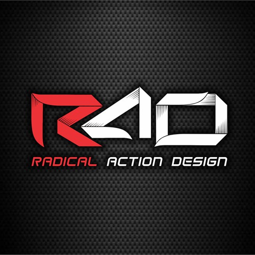Radical Action Design or maybe just RAD? needs a new logo