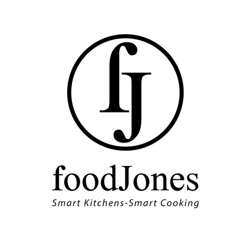 """Logo Design For """"FoodJones"""""""