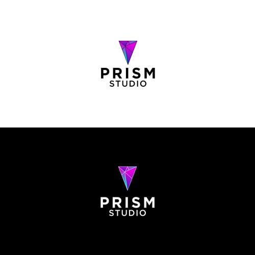 Prism Logo for Prism Studio