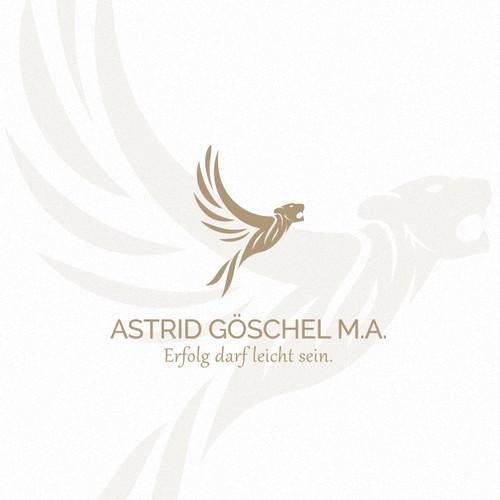 Logo for ASTRID GÖSCHEL M.A.