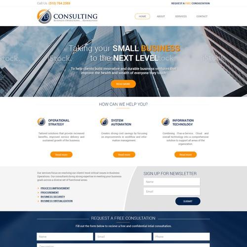 L5 Website Design