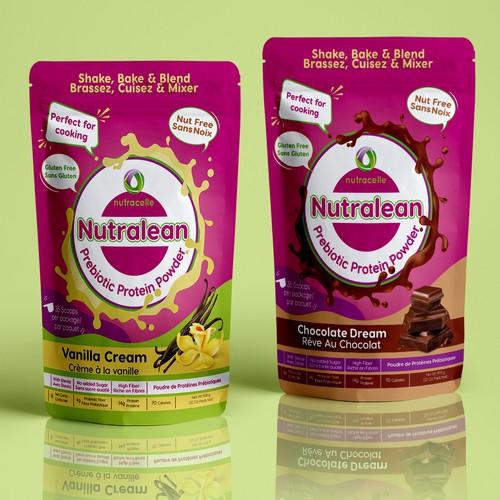 Protein Powder pouch