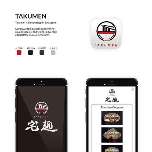 Design Ramen Shop's App