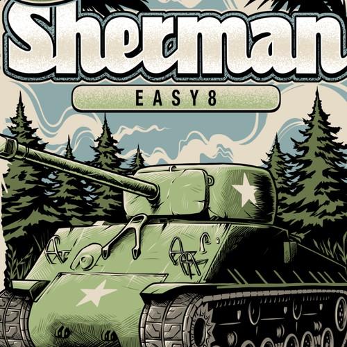 M4 Sherman Tank