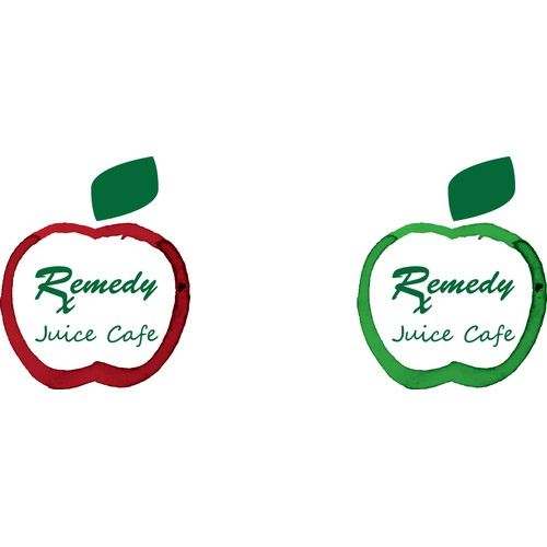 Brand Identity/Logo for Remedy Juice Cafe