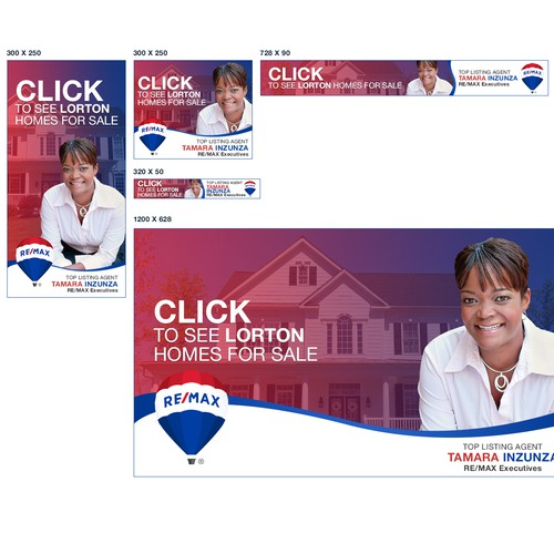 Real estate Banner designs