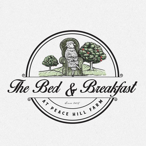 The Bed and Breakfast at Peace Hill Farm