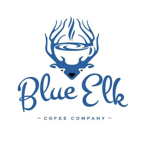 BLUE ELK