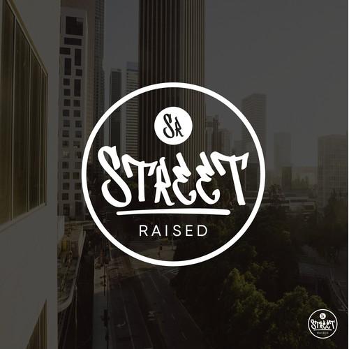 Street Raised Logo / Clothing.