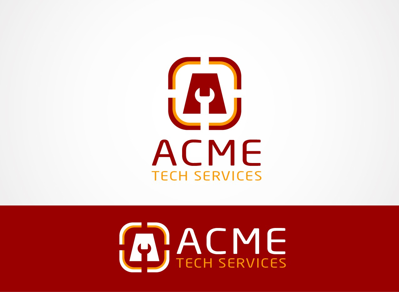 logo for Acme Tech Services