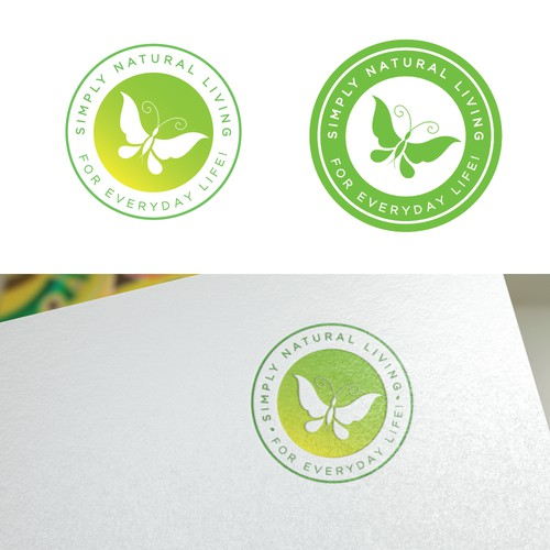 Logo for Simply Natural Living