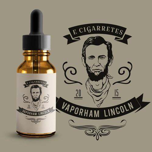 Rebrand Abraham Lincoln to Vaporham Lincoln (e-cig)