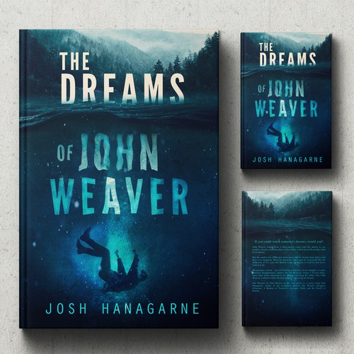 "Book cover for ""The dream of John Weaver"""