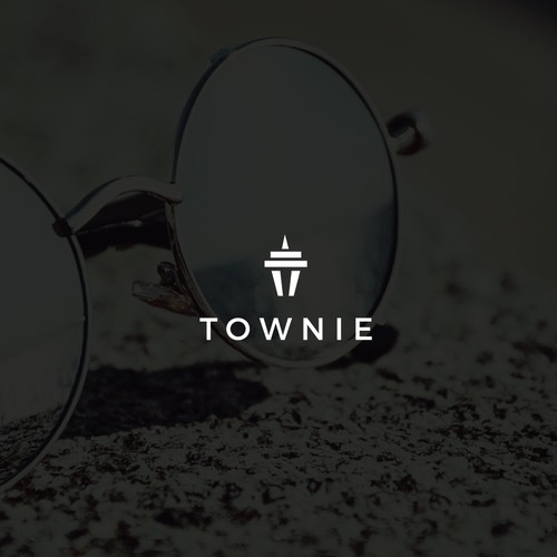 Logo concept for a Seattle based sunglass company