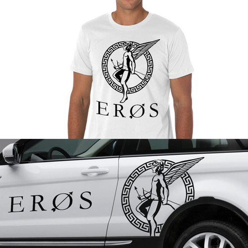 Greek God Eros