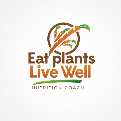 eat plants live well needs a new logo