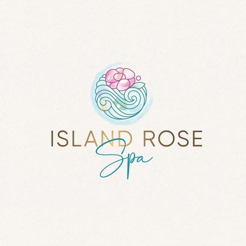 Island Rose Logo