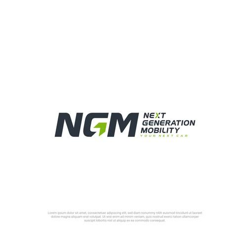 Logo for NGM