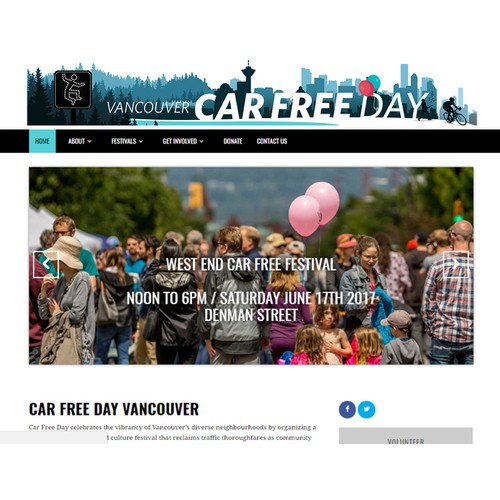 Vancouver Car Free day