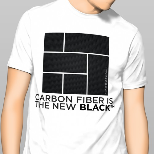 NEW T-Shirt Design Wanted for Carbon Fiber Gear