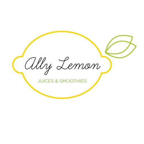 Fresh Logo Design for a Juice Bar