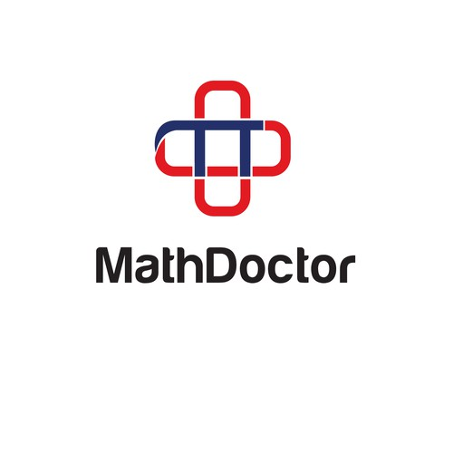 MathDoctor logo design