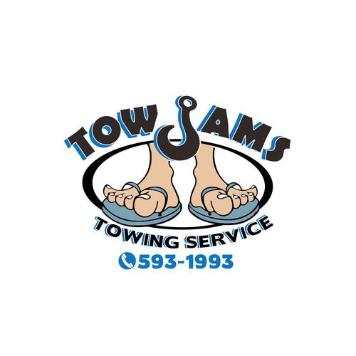 logo update for towing company