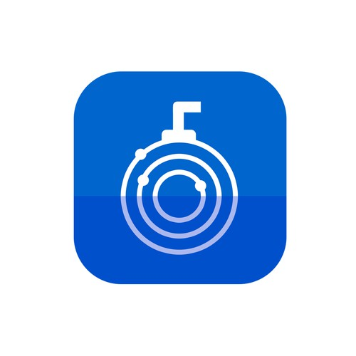 awesome app icon for Contact Sonar